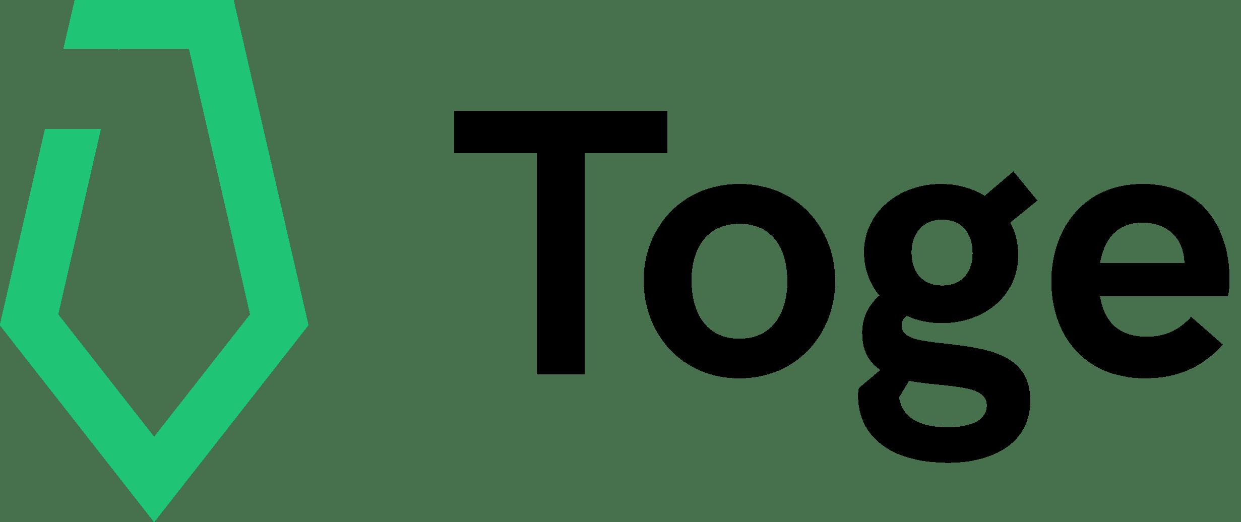 Logo toge