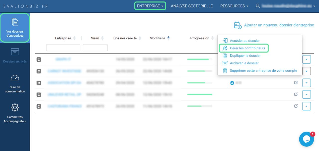 interface dossiers d_entreprises